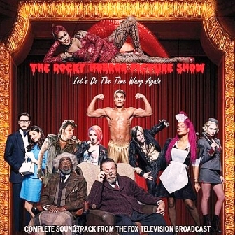 Музыка из фильма Шоу ужасов Рокки Хоррора / OST The Rocky Horror Picture Show: Let's Do the Time Warp Again (2016)